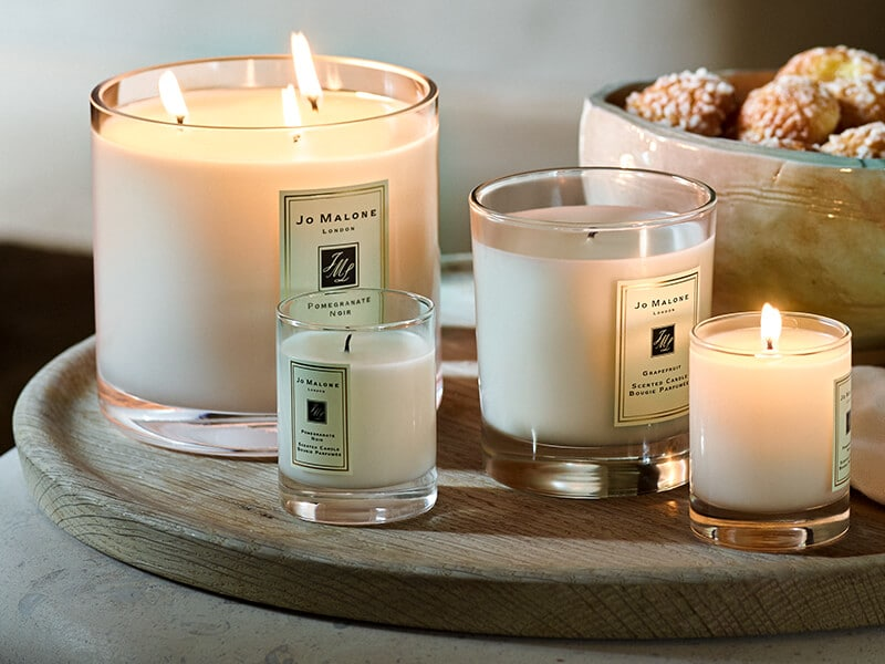 Jo Malone Candles Christmas Gift