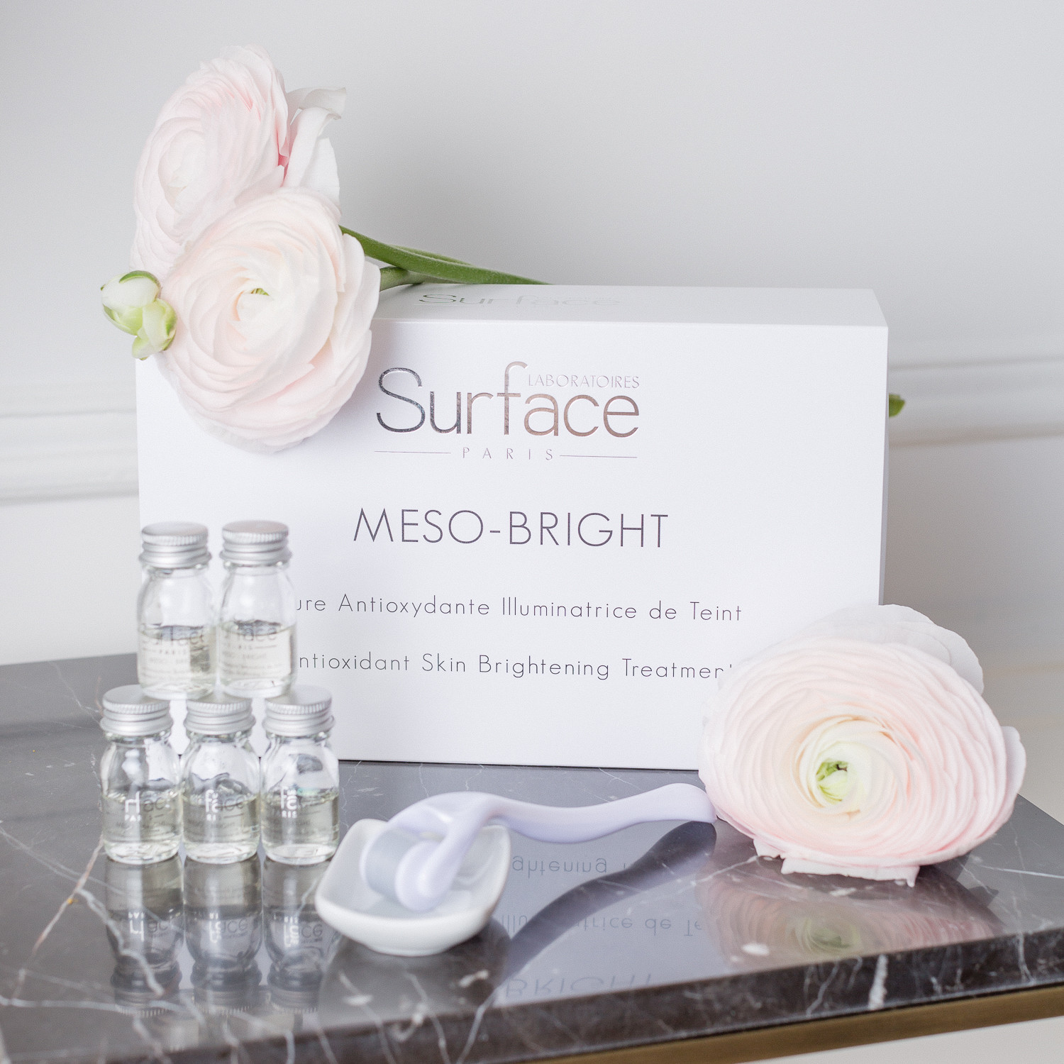 Surface Paris At Home Mesotherapy MESO-BRIGHT