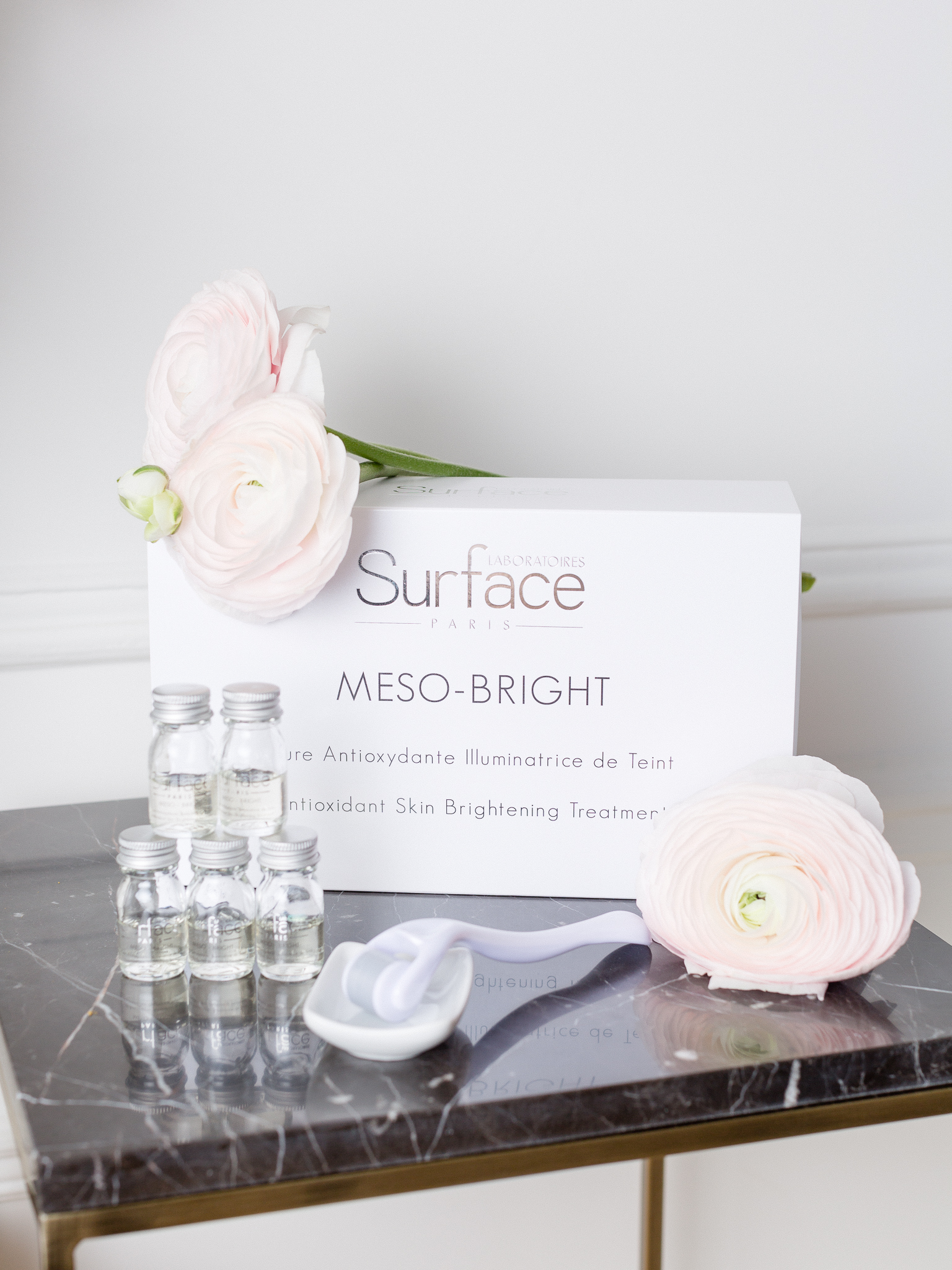 At Home Mesotherapy Surface Paris Meso Bright