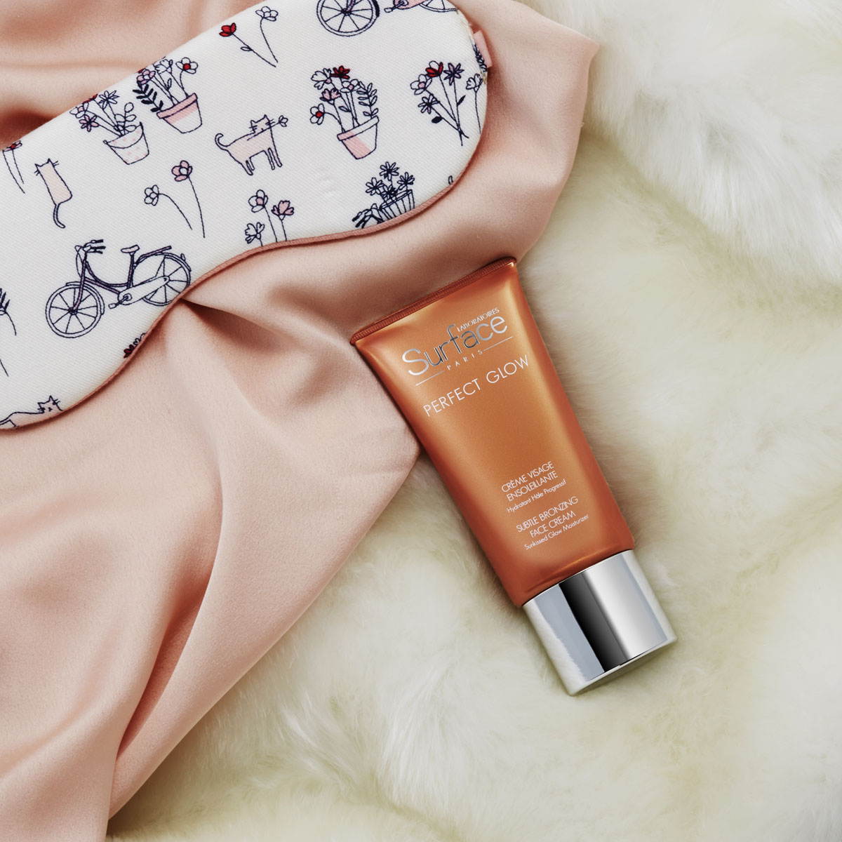 Surface Paris Boost your Glow while You Sleep