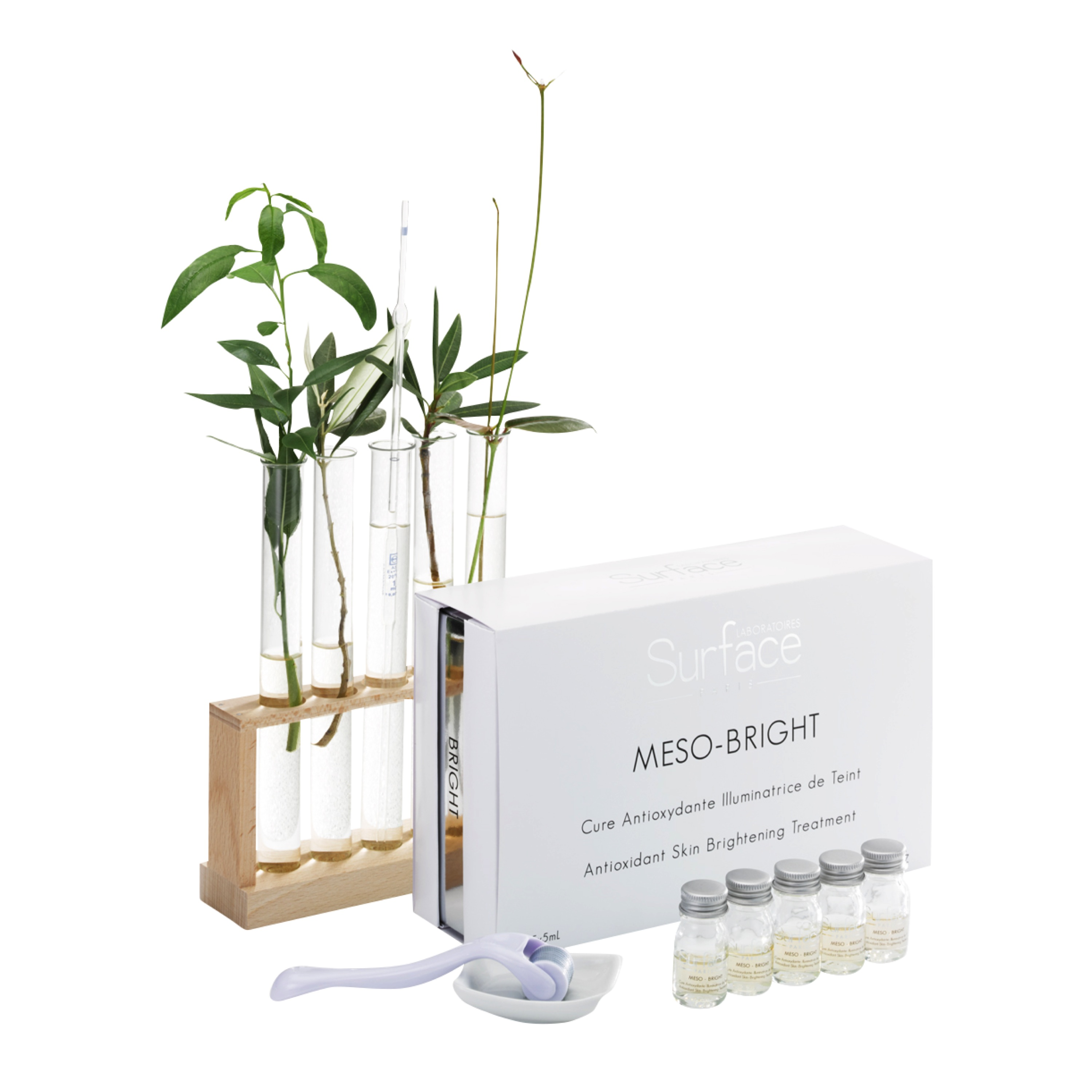 Surface Paris Meso Bright At-Home Mesotherapy Treatment