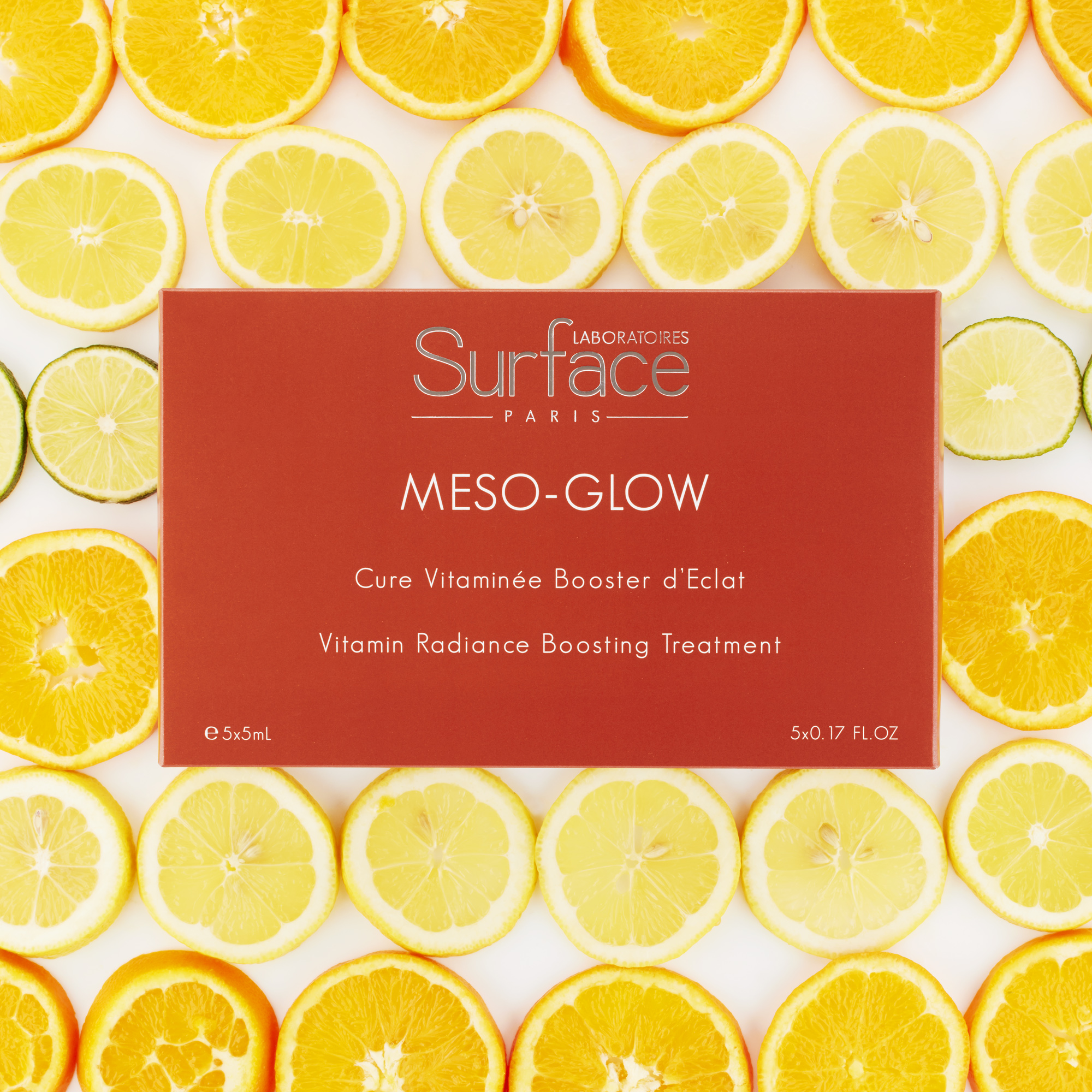 Surface Paris Meso Glow At Home Mesotherapy Vitamin C
