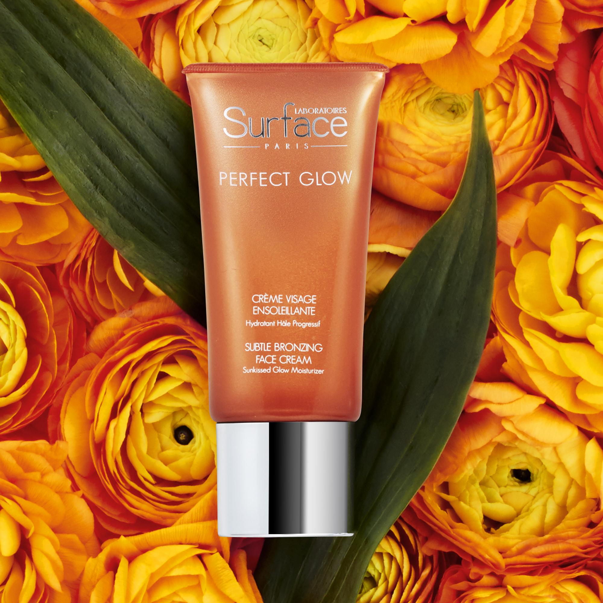 Surface Paris Subtle Bronzing Face Cream