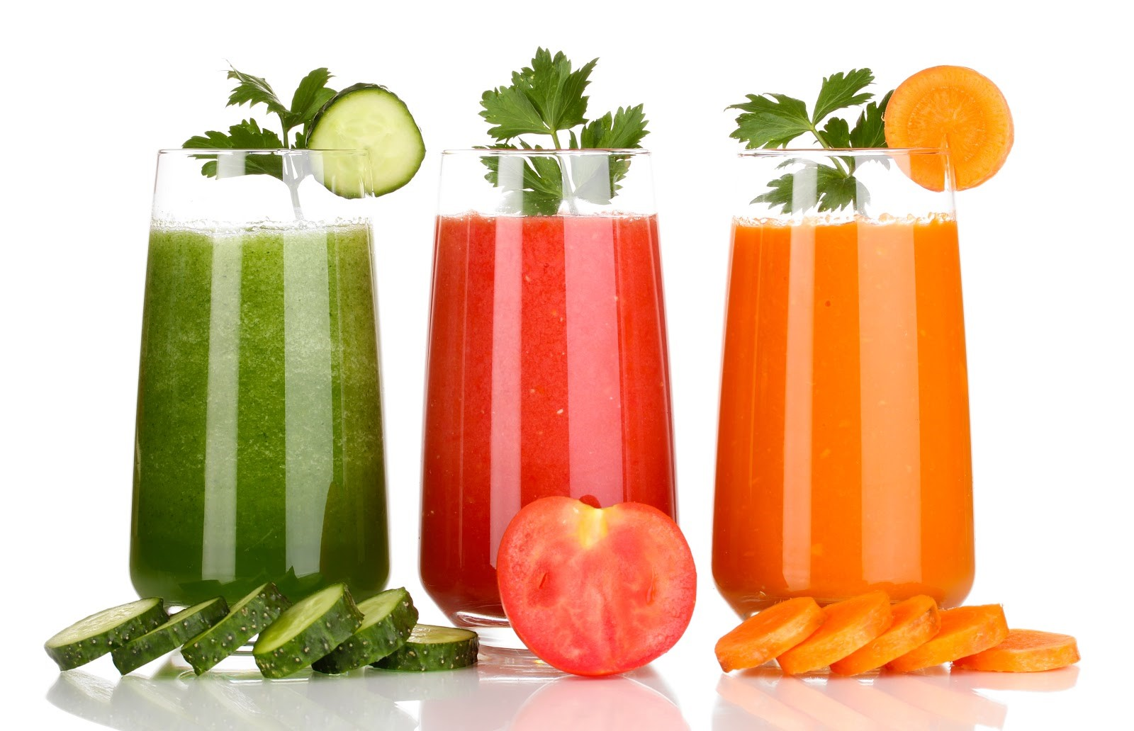 Start a juice cleanse