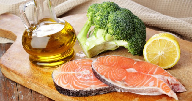 Surface Paris Anti Aging Foods Fatty Fish and Vegetable Oils